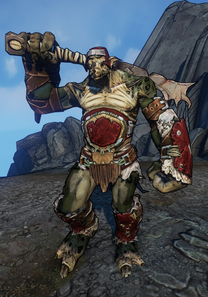 Orc Warrior | Borderlands Wiki | FANDOM powered by Wikia