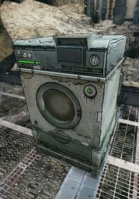 BL1 Washing Machine