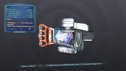 Mercurial Rapid Release 70 Blue
