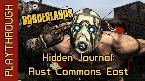 Hidden Journal Rust Commons East