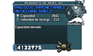 PNG-50XC Impenetrable Unyielding Shield