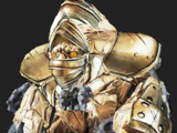 Золотой голем
