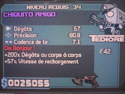 Chiquito Amigo 2