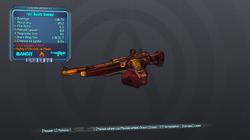 Fast Bullets Sawbar