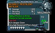 AX300 C Pestilent Defiler