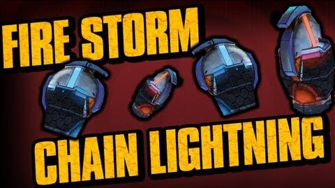 Borderlands 2 Fire Storm & Chain Lightning Legendary Grenade Farming Guide