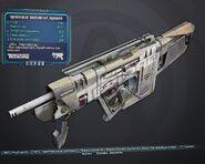 B2 белый прицельный паразитный пулемет уров36