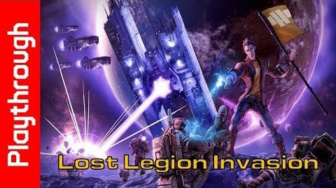 Lost Legion Invasion