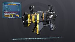 Lumpy 88 Fragnum 57 Orange Explosive
