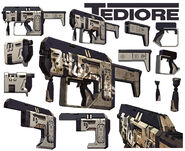 Borderlands2 weapon tedior smg breakdown by kevin duc