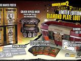 Diamond Plate Loot Chest