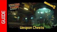 Voracious Canopy Weapon Chests