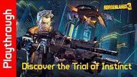 Discover the Trial of Instinct