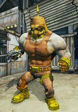 Enforcer Badass Burner 3
