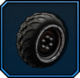 Technical All-Terrain Wheels