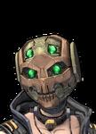 Голова - Оцифрованная смерть