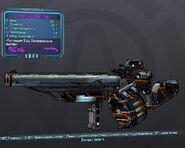 PreSequel боевитый зачищатель фио20 без