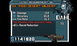 HX4400DesertWildcat