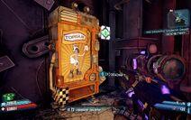 Torguewaffenautomat