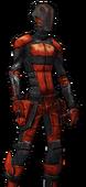 BL2-Zer0-Skin-Better Red