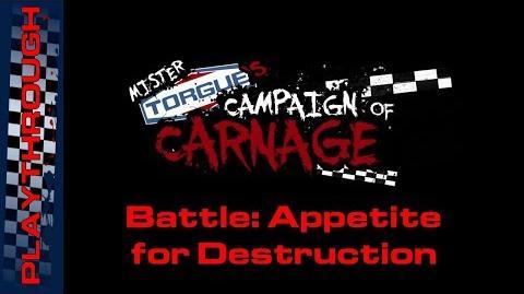 Battle Appetite for Destruction