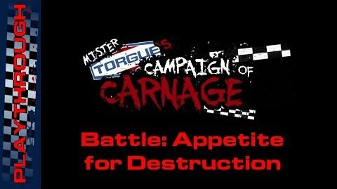 Battle Appetite for Destruction