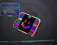 Borderlands технофил (мод. класса) (35) фиолет