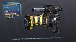 Crammed 88 Fragnum 57 Orange Explosive