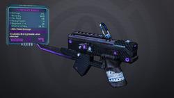 Ps handgun