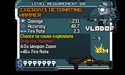 V3 Detonating Hammer