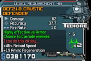 Def21-b caustic defender 48