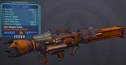 Launcher(common) Speedee lvl30