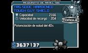 TRG-50OC Hardened Tough Guy Shield