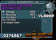 46 rwl70 v3 Colossal destructor*