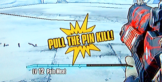 Pull the Pin | Borderlands Wiki | FANDOM powered by Wikia