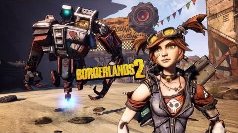 Borderlands 2 - Гейдж 13 Камень, Ножницы, Каюк