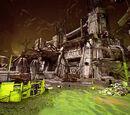Caustic Caverns