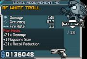 Rf white troll 40