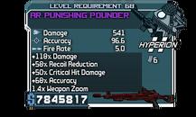 AR Punishing Pounder
