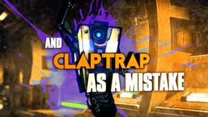 Claptrap Fragtrap intro