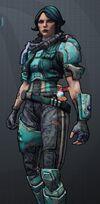 Electron Warrior