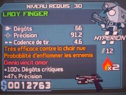 Lady Finger 3