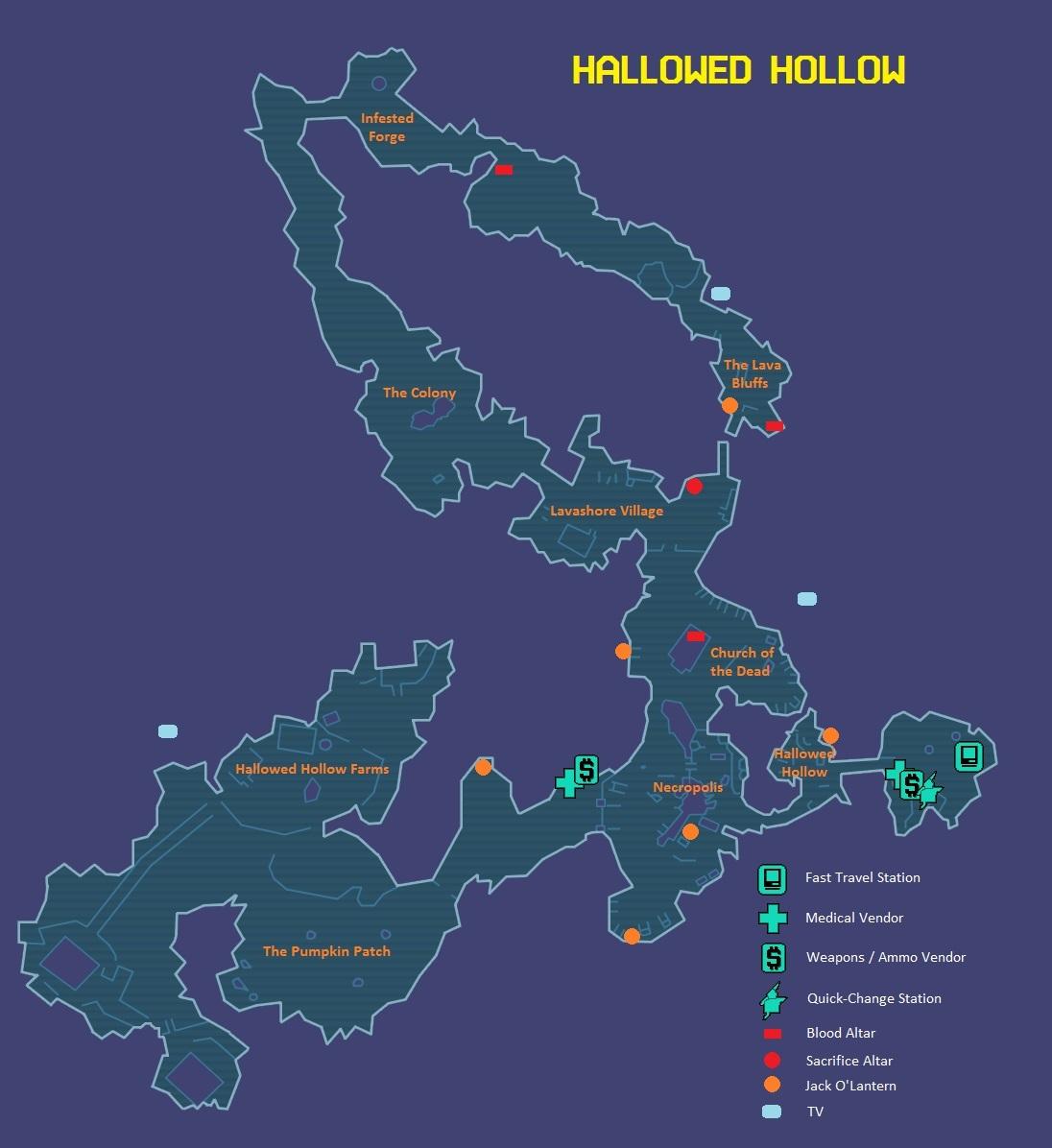 fantastic savings hot product catch Hallowed Hollow | Borderlands Wiki | Fandom