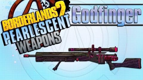 BORDERLANDS 2 *Godfinger* Pearlescent Weapons Guide!!! *Raid on Digistruct Peak*