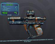 BorderlandsPreSequel лехкий пистолет (24) зеленый