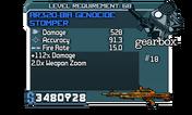 AR320-BIA Genocide Stomper