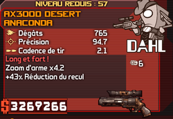 AX300D Desert Anaconda (A)