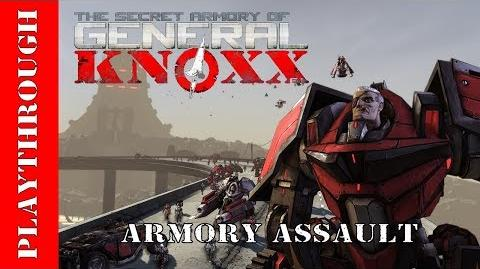 Armory Assault