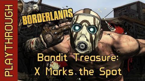 Bandit Treasure X Marks the Spot