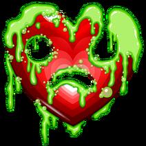 T FX Heart Event Corrosive